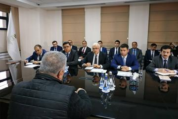 """Fire affected entrepreneurs and government representatives meet over fire hit """"Diqlas"""" SC"""