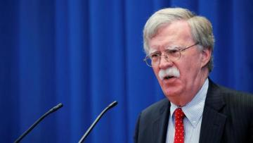 """Bolton: """"We call on the Venezuelan military to uphold its constitutional duty to protect the citizens"""""""