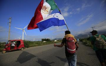 Trump orders cut to financial aid to Honduras, El Salvador, Guatemala