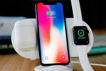 СМИ: Apple отказалась от беспроводного зарядного устройства Air Power