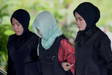 Malaysia reduces charge against Vietnamese suspect in airport murder