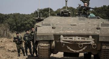 IDF: Israeli tank shells Hamas target in response to recent Gaza border attack - [color=red]UPDATED[/color]