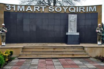 Azərbaycanlıların soyqırımının 101 illiyi ilə əlaqədar Azərbaycan Ordusunda silsilə tədbirlər keçirilib