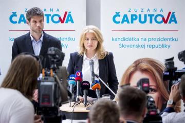 Slovakiyada ilk dəfə qadın prezident seçilib