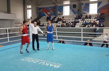 """Azərbaycan boksçuları """"Heydər Əliyev Kuboku-2019"""" beynəlxalq turnirində 15 medal qazanıblar"""