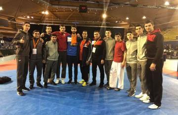 Taekvondo üzrə Azərbaycan millisinin dünya çempionatı üçün heyəti açıqlanıb