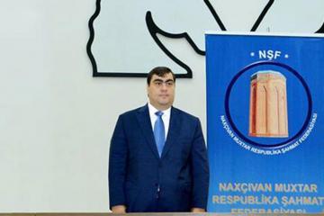 Seymur Talıbov Şahmat Federasiyasının vitse-prezidenti təyin edilib