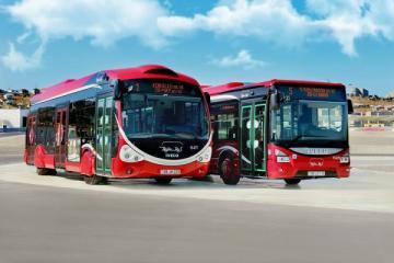 В Баку будут завезены новые автобусы и вагоны метро