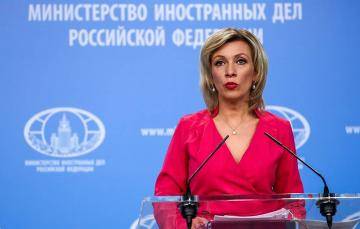 Zakharova denies Pompeo's claims that Moscow told Maduro to stay