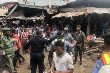 """В Нигерии спасли двух похищенных работников концерна """"Shell"""""""