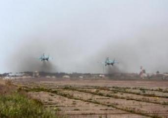 Hərbi Hava Qüvvələrinin aviabazasında komanda-qərargah təlimi keçirilib