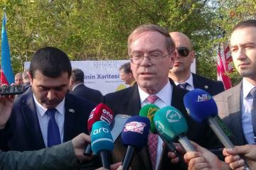 "US Ambassador: ""We support Azerbaijan's sovereignty, independence and democratic reforms"""