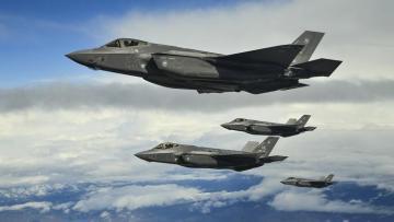 Пентагон дал понять Турции, что закупка С-400 исключает участие Анкары в программе F-35