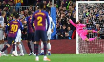 Barcelona 3-0 Liverpool: Lionel Messi double stuns Reds in Champions League semi-final - [color=red]UPDATED[/color]