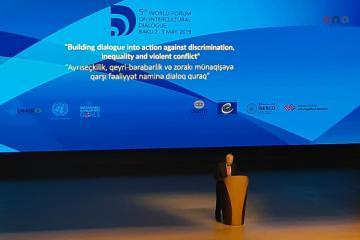 Мигель Анхель Моратинос: Баку может стать региональным хабом Альянса цивилизаций ООН