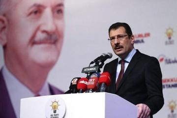AKP: İstanbuldakı bələdiyyə seçkiləri ilə bağlı nə iddia irəli sürmüşüksə, hamısı doğru çıxıb