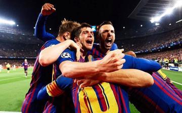 """ÇL: """"Liverpul"""" tarixinin ikinci darmadağınını alıb, Messi qollarının sayını 600-ə çatdırıb - [color=red]VİDEO[/color]"""