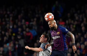«Барселона» обыграла «Ливерпуль» в первом матче полуфинала Лиги чемпионов