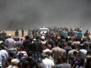 İsrail ordusu Həmas qruplaşmasına cavab olaraq hava zərbələri endirib