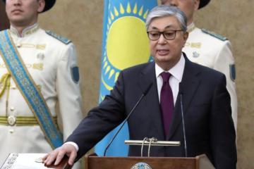Qazaxıstan MSK ilk prezidentliyə namizədi qeydə alıb