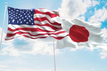 США и Япония могут заключить договор о торговле до конца мая