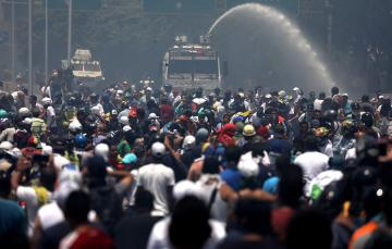 More than 300 people injured, four killed in protests in Venezuela — NGO