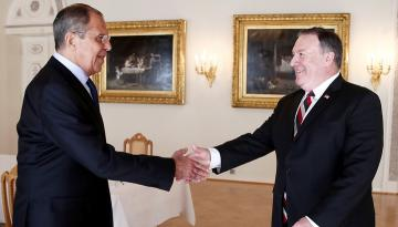 Lavrov və Pompeo Finlandiyada görüşəcəklər