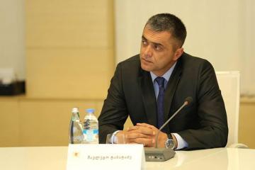 Gürcüstanda qubernator istefa verib