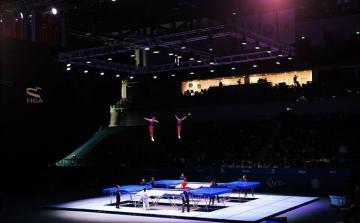 Beynəlxalq Gimnastika Federasiyası dünya çempionatını Azərbaycana həvalə edib