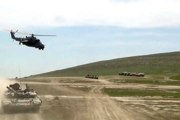 Azərbaycan-Türkiyə birgə döyüş atışlı taktiki təlimləri davam edir - [color=red]FOTOSESSİYA[/color]