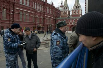 Rusiyada ötən il 18 milyona yaxın əcnəbi miqrasiya qeydiyyatına alınıb