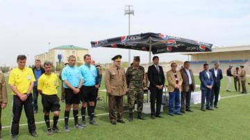 FHN əməkdaşları arasında mini futbol çempionatı başa çatıb