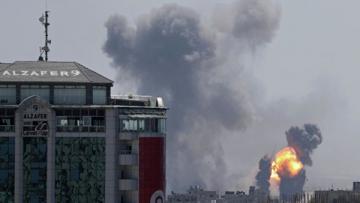 Израильские танки и авиация атаковали более десяти целей в секторе Газа - [color=red]ОБНОВЛЕНО[/color]