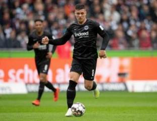 Real Madrid Finalizing Transfer of Luka Jovic for €60 Million