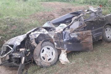Samuxda bələdiyyə sədri avtomobil qəzasında ölüb - [color=red]FOTO[/color]