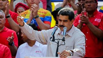Maduro dismisses head of the National Bolivarian Armed Forces