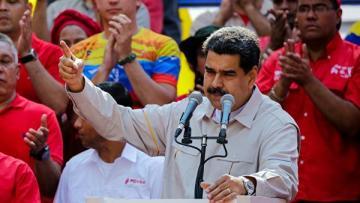 Maduro Milli Bolivar Polis Təşkilatının rəisini dəyişib
