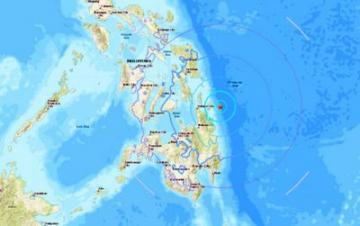 Filippində 5,7 bal gücündə zəlzələ baş verib