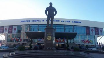 Шарифов стал чемпионом Мемориала Али Алиева