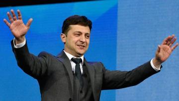 Зеленский предложит депутатам провести инаугурацию 19 мая