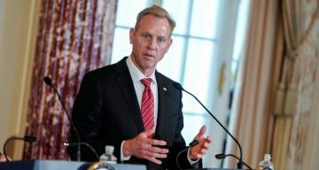 """Acting Defense Sec. Shanahan: """"US to move F-35 work out of Turkey"""""""
