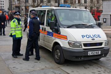 Три человека ранены во время стрельбы в Лондоне