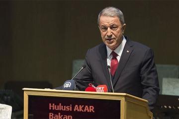 Министр национальной обороны Турции призвал греческую сторону к здравомыслию и сотрудничеству