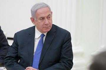 """Нетаньяху приказал армии """"массированно атаковать"""" боевиков в Газе"""