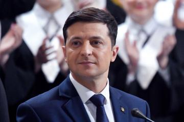 Zelenski parlamentə inauqurasiya mərasiminin 19 mayda keçirilməsini təklif edib