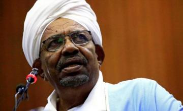 Sudan's ousted president Bashir questioned in corruption investigation: prosecutor