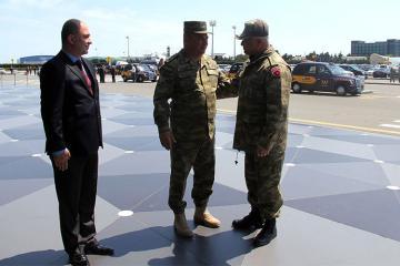 Azərbaycan-Türkiyə birgə döyüş atışlı taktiki təlimləri başa çatıb