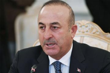 """Türkiyə XİN: İsrailin Qəzzaya hava hücumu nəticəsində """"Anadolu"""" agentliyinin ofisi dağılıb"""