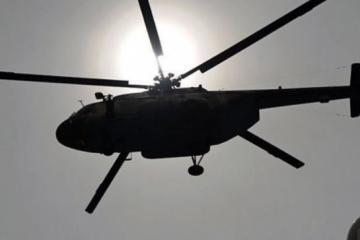 Venezuelan army helicopter crashes near Caracas, killing seven