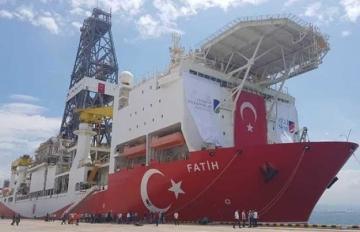 США потребовали от Турции прекратить морское бурение в экономической зоне Кипра